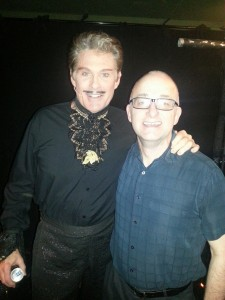 Joseph and The Hoff