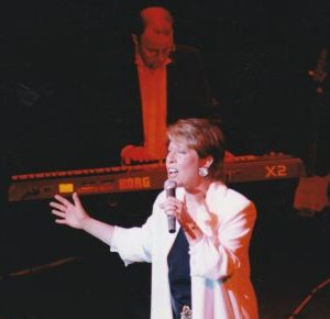 Pianist North London with Helen Shapiro